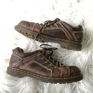 Vintage Doc Martens Size 13 'Keith' Oxfords